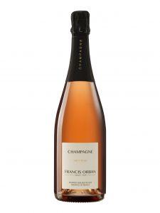Francis Orban Champange Rosé