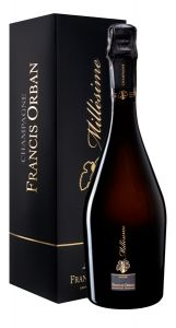 Champagne Francis Orban Millésime 2015